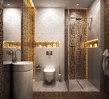 Badezimmer Klassisch - Design