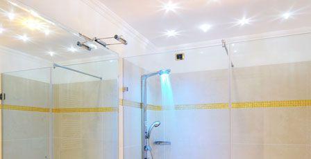 beautiful deckenleuchten für badezimmer contemporary - amazing