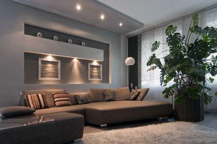 Deckenleuchten Wohnzimmer - leuchtenking.de