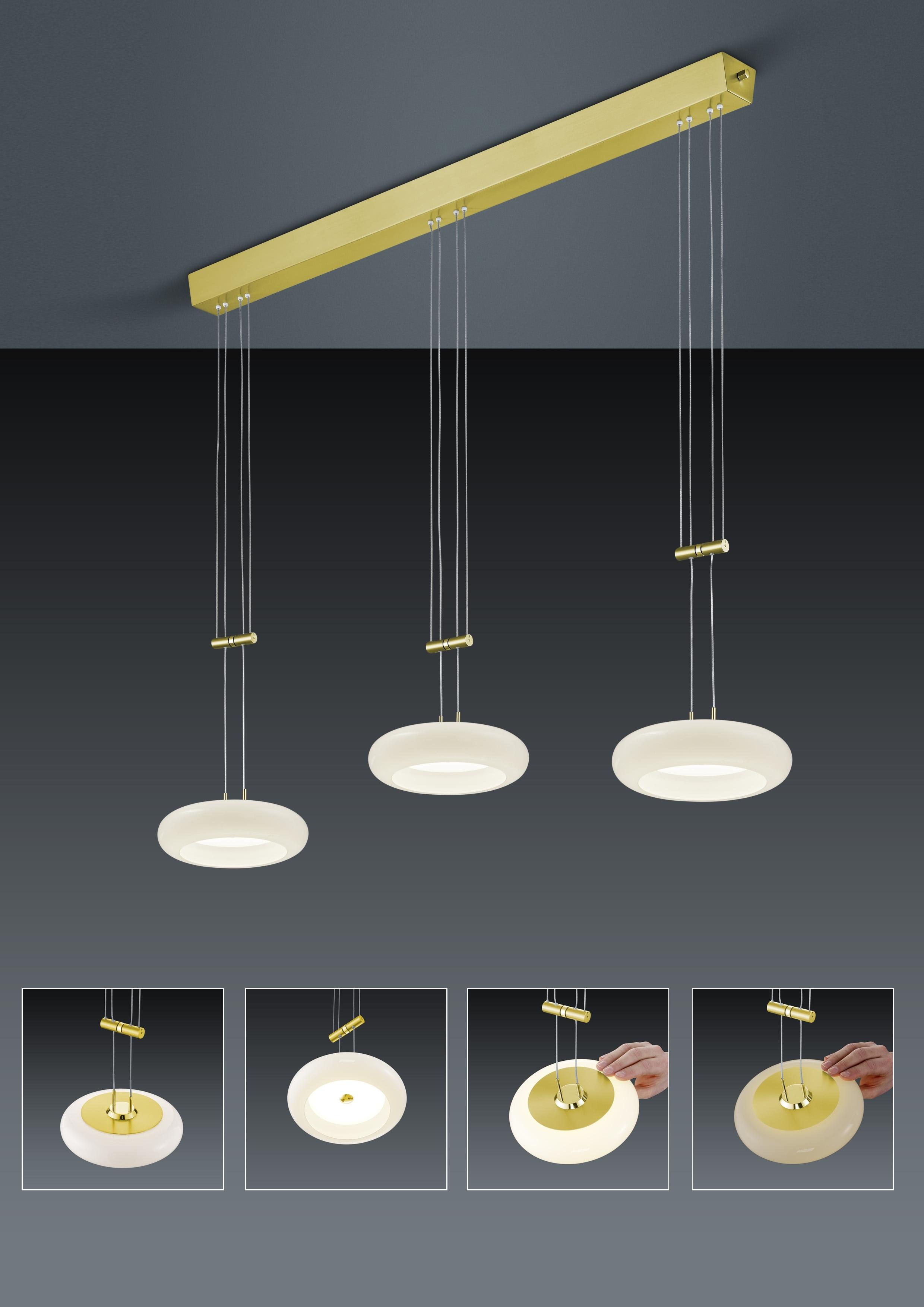 Centa LED Pendelleuchte von BANKAMP Leuchtenmanufaktur