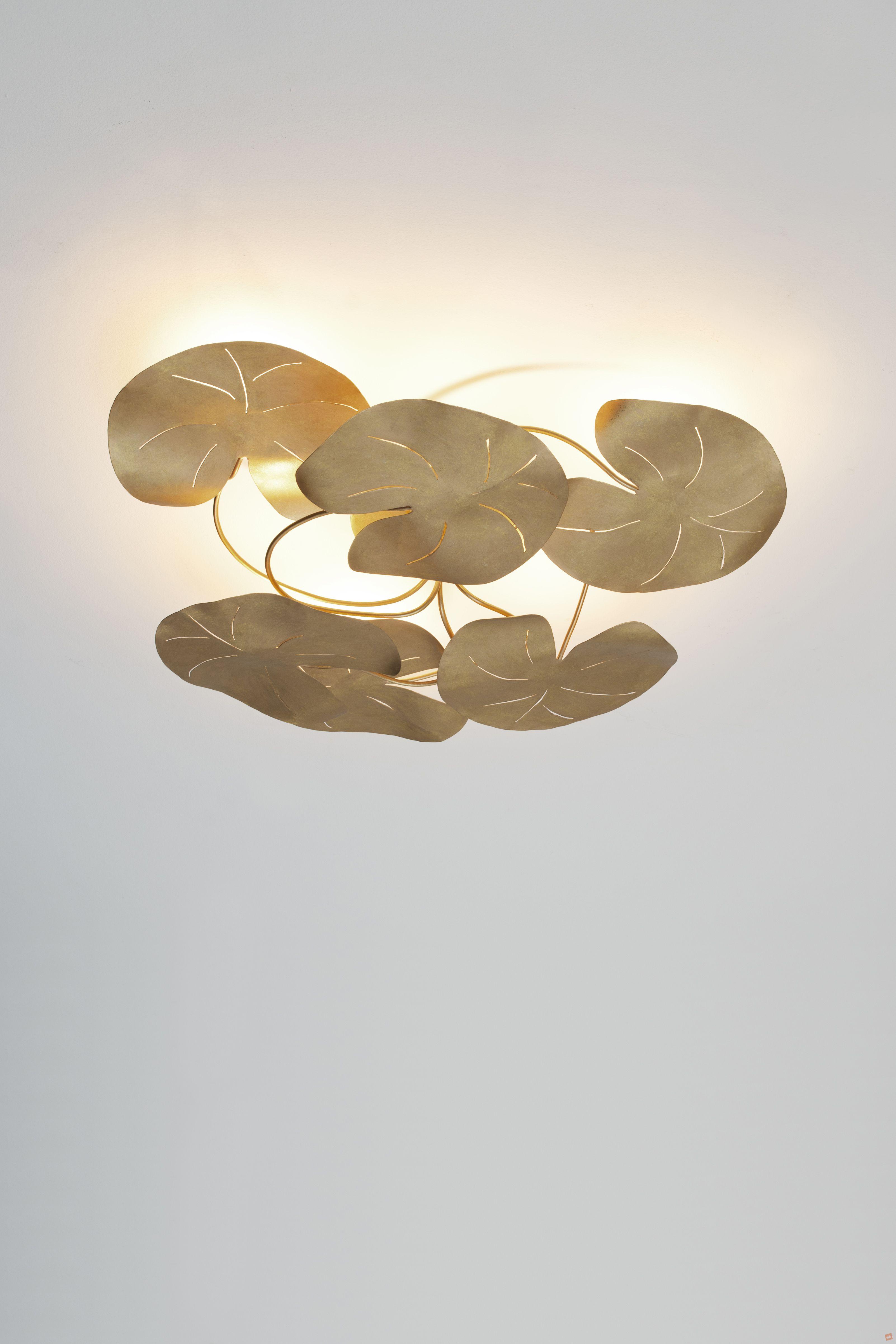 LED-Wandleuchten von Holländer Leuchten Deckenleuchte 6-flg. CONTROVERSIA 300 K 16102