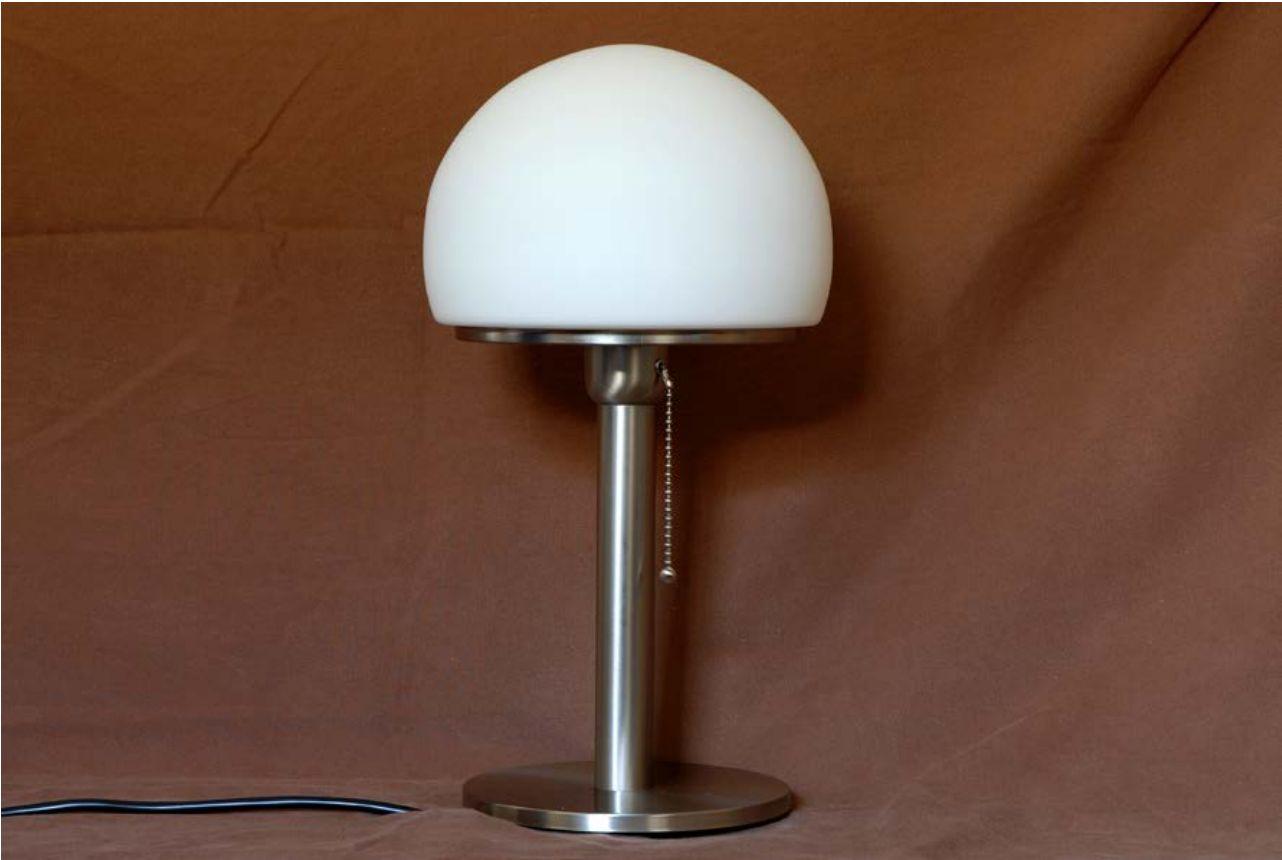 Busch Leuchten Artikel von Busch Leuchten Tischleuchte Glas Opal matt 636