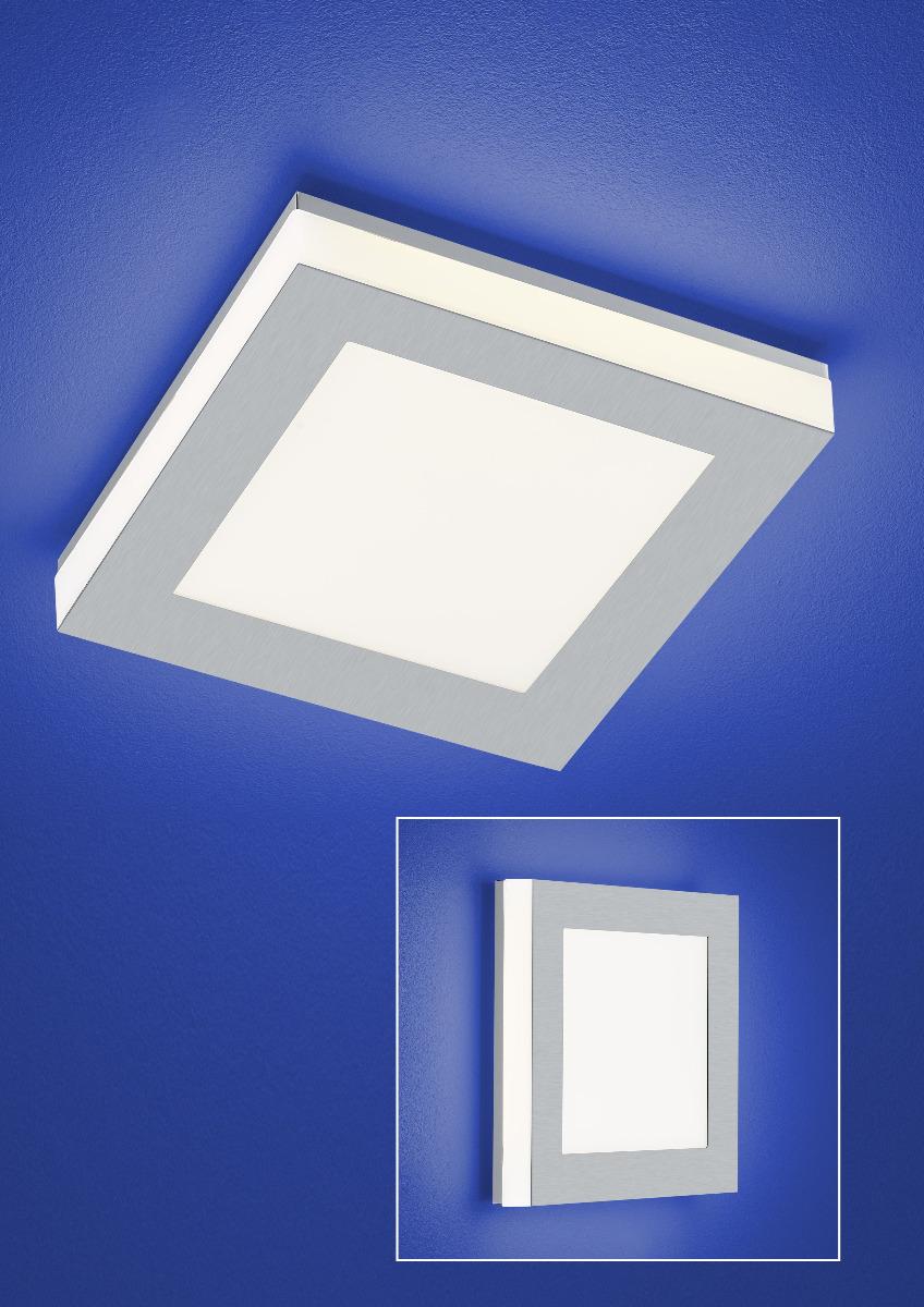 B-Leuchten Artikel von B-Leuchten Quadro LED Deckenleuchte 70396/1-65