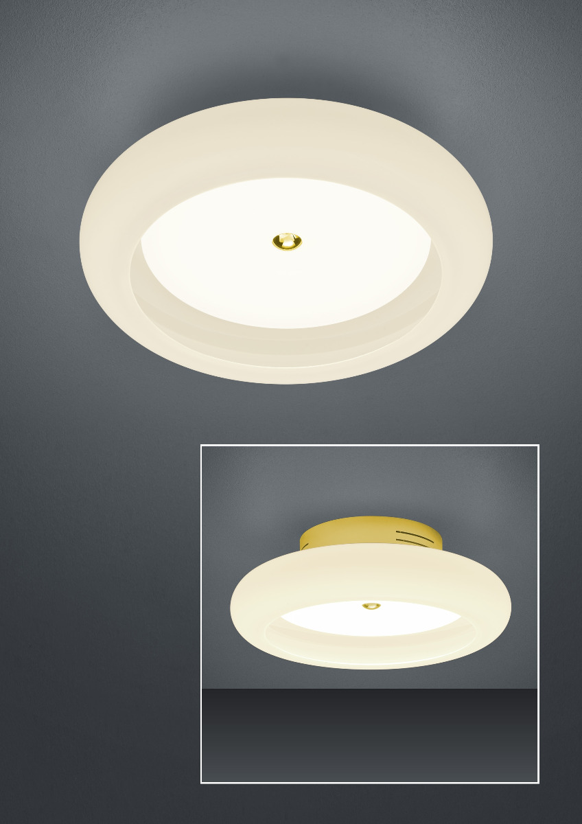 Centa LED Deckenleuchte von BANKAMP Leuchtenmanufaktur