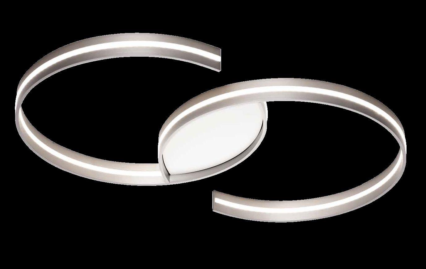 Circles-Aluminium eloxiert von Escale Leuchten