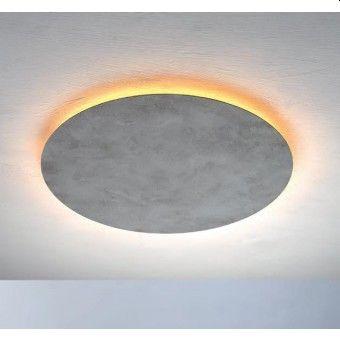 Serie BLADE VON ESCALE LEUCHTEN von Escale Leuchten von Escale Leuchten Blade Deckenleuchte-Betonoptik 69080209