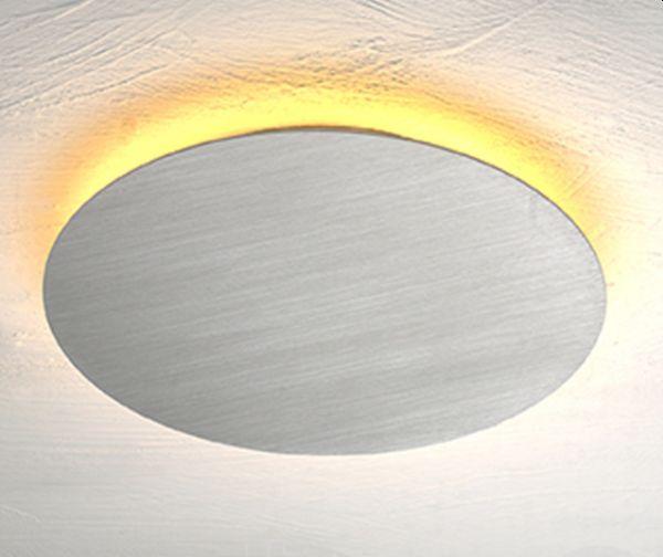 Serie BLADE VON ESCALE LEUCHTEN von Escale Leuchten von Escale Leuchten Blade Deckenleuchte-silber matt 68880309