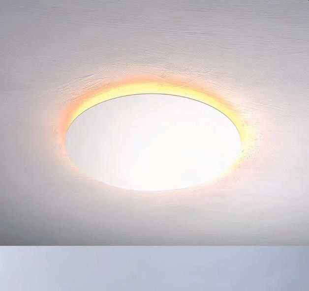 Escale Leuchten Artikel von Escale Leuchten Blade Deckenleuchte-Weiss 68980209