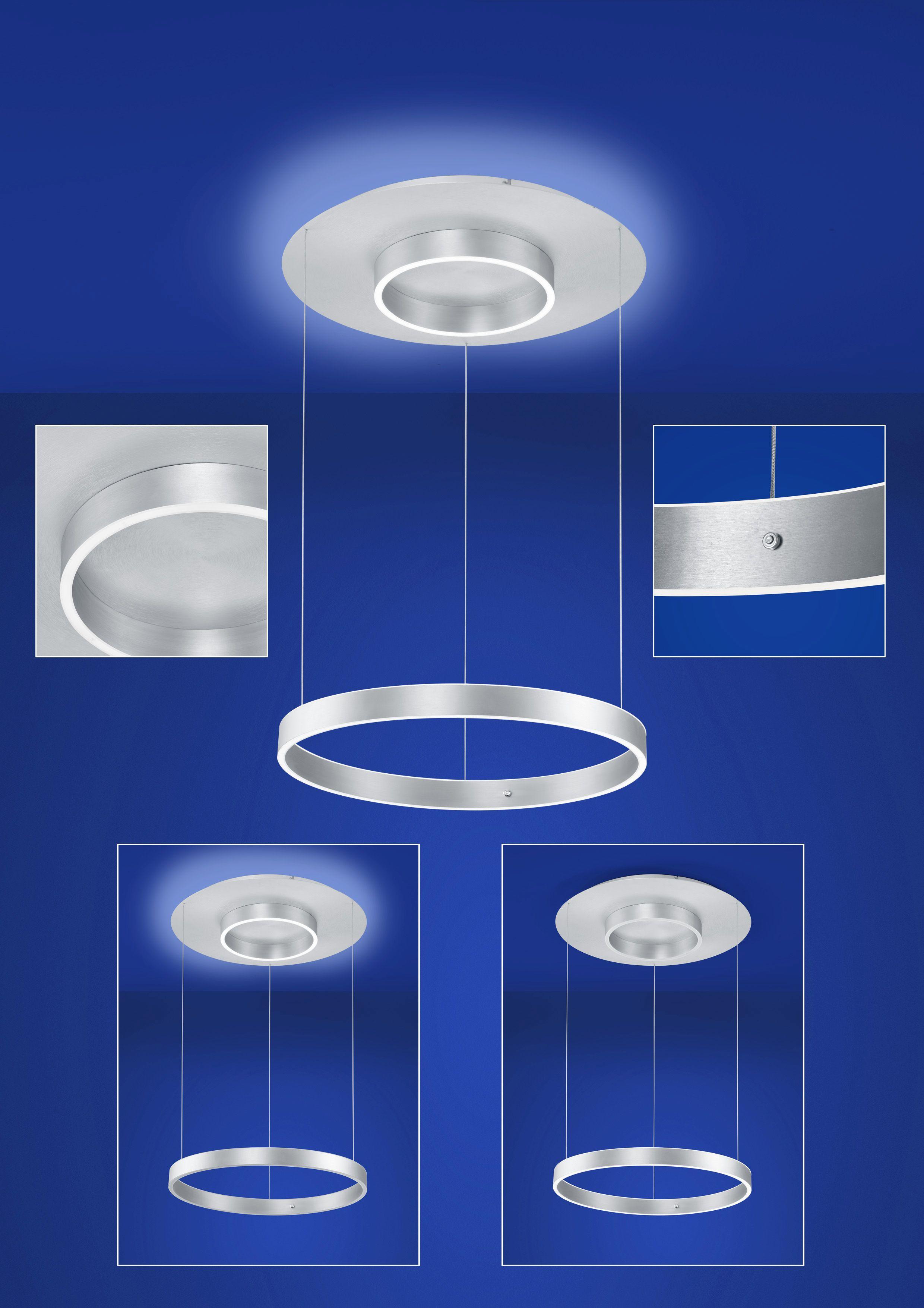 Delta LED Pendelleuchte von B-Leuchten