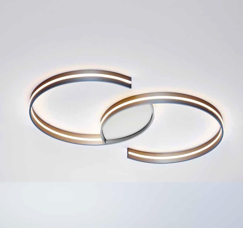 Circles-Blattgold von Escale Leuchten