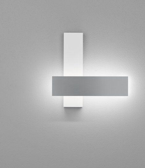 Wandleuchten von Helestra Leuchten DEX LED Wandleuchte 18/2035.25