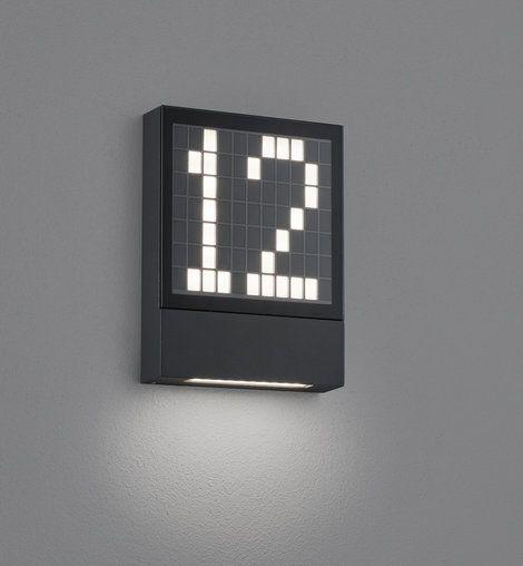Wandleuchten von Helestra Leuchten DIAL LED Wandleuchte A28908.93