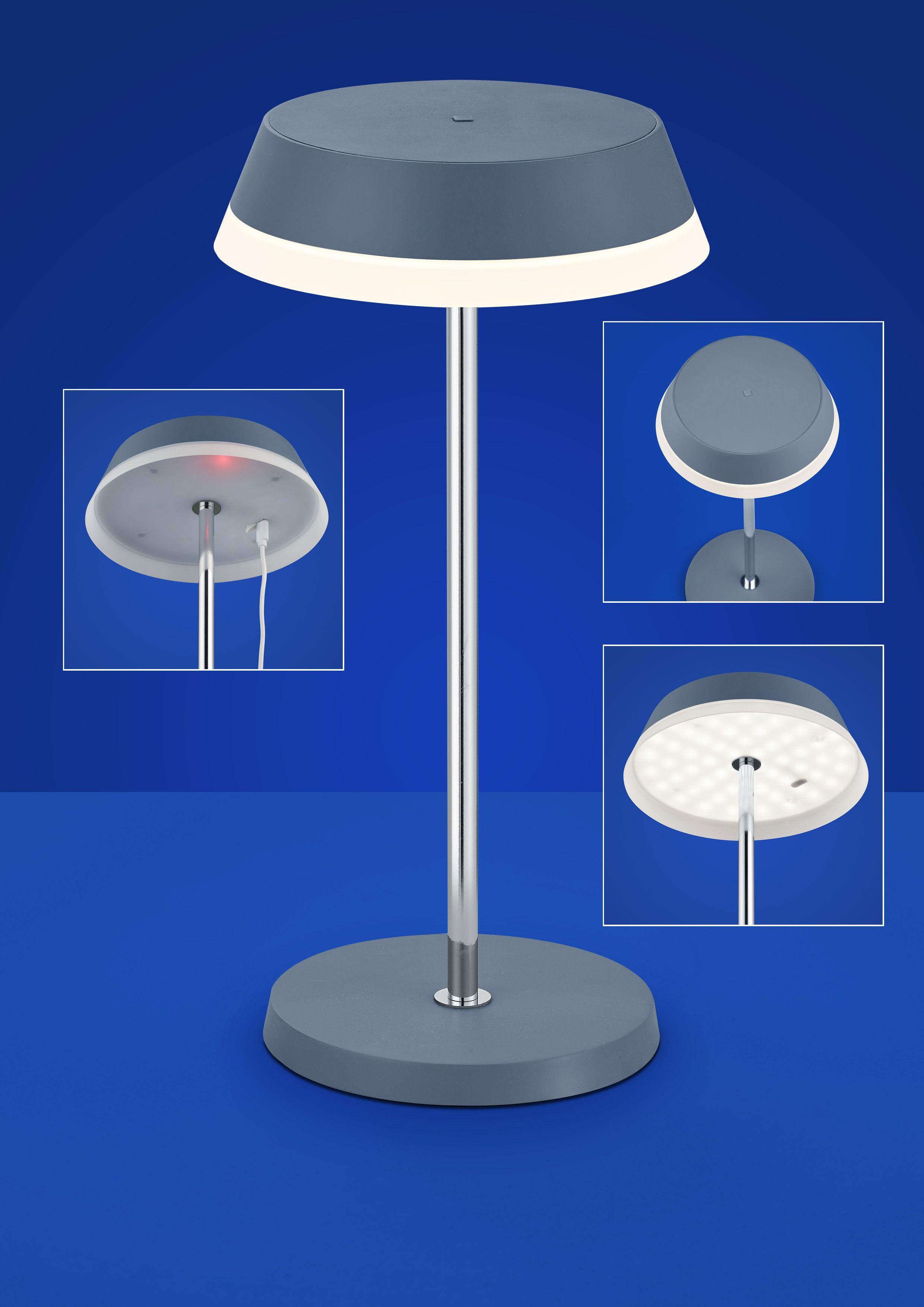 LED-Tischleuchten & LED-Tischlampen von B-Leuchten JOY LED Mobilleuchte / Akkuleuchte / Tischleuchte 50314/1-10
