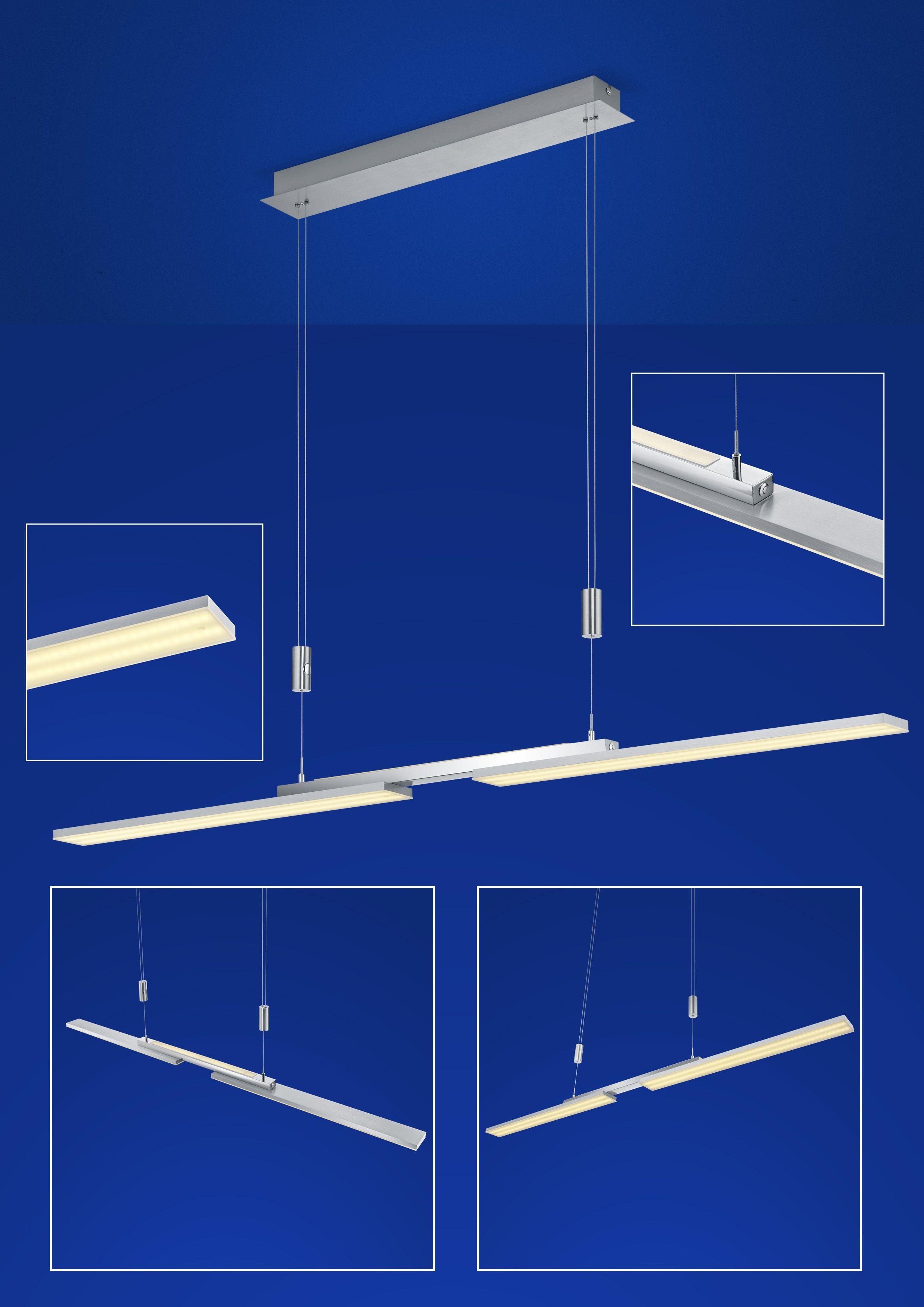 LESS LED Pendelleuchte von B-Leuchten