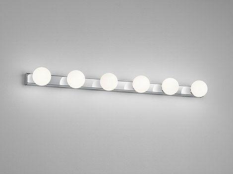 LIS LED Decken - und Wandleuchte-Länge: 90 cm von Helestra Leuchten