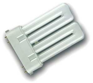 OSRAM Kompaktlampe 2G10 24W Hellweiss von UNI-Elektro