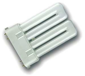OSRAM Kompaktlampe 2G10 24W Warmton von UNI-Elektro