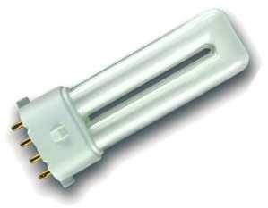 OSRAM Kompaktlampe 2G7 9W Hellweiss von UNI-Elektro