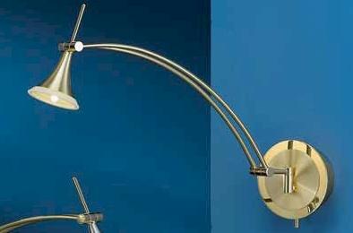 b m leuchten wand leseleuchte flamingo 21136 1 leuchtenking. Black Bedroom Furniture Sets. Home Design Ideas