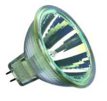 Halogenlampen GU5,3 von UNI-Elektro OSRAM Halogenlampe 51 GU5,3 12V 50W mit Scheibe 44870WFL