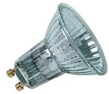 Halogenlampen GU10 von UNI-Elektro OSRAM Halogenlampe PAR16 GU10 230V 40W 30° HALOPAR 16 ECO