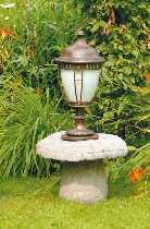 Robers Leuchten Artikel von Robers Leuchten Turin Sockelleuchte AL6613-329-16