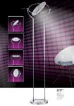 LED-Stehleuchten von Bankamp Leuchten LED- Stehleuchte aus der Serie Astoria Ausstellungsstück 6983/1-02