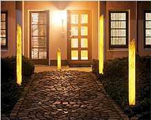 Sahara Säule 41 cm von EPSTEIN Design Leuchten