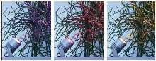 clarios 12 V 5 W RGB, Aluminium, 5 m Kabel mit Stecker, Erdspieß, Montagewinkel, Funk-Fernbedienung, Ausstellungsstück von dot-spot