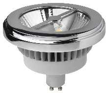 LED-Leuchtmittel von UNI-Elektro MEGAMAN LED AR111 dimmbar, 45° 15W-GU10/828 (Ersatz für 75W Halogen) MM17962