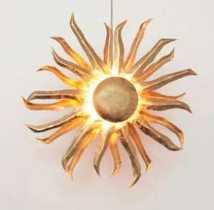 Systemleuchten von Holländer Leuchten SONNE Pendelleuchte 300 K 1437