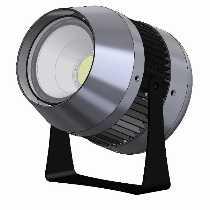 Hochleistungstrahler clar 100W, LED warmweiß von dot-spot