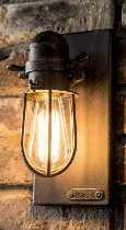 Industrial LED-Wandleuchte von Robers Leuchten