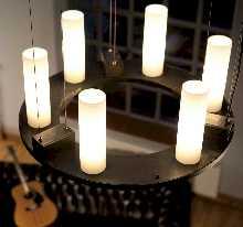 Moderne Robers Leuchten Artikel von Robers Leuchten Industrial Hängeleuchten HL2557