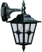 Artikel von Albert Leuchten von Albert Leuchten Wandleuchte, Alu, schwarz-silber 601805