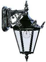 Albert Leuchten Artikel von Albert Leuchten Wandleuchte, Alu, schwarz-silber 601807