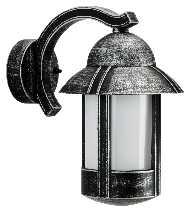 Artikel von Albert Leuchten von Albert Leuchten Wandleuchte, Alu, schwarz-silber 601841