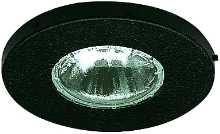 Deckenleuchten von Albert Leuchten Deckeneinbaustrahler, Alu, schwarz 662129