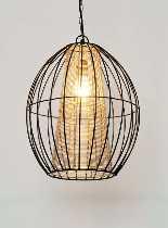 Holländer Leuchten Artikel fürs Wohnzimmer von Holländer Leuchten Pendelleuchte 1-flg. CAPELLO 297 1403