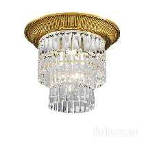 Deckenleuchten von KOLARZ Leuchten Deckenleuchte MILORD CRYSTAL Ø40 0346.14S.15