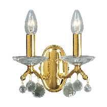 Kristall-Artikel von KOLARZ Leuchten Wandleuchte CARMEN 2, 28 3234.62.3.KoT