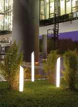 Säulenleuchte light star small 52/ Innenleuchte von EPSTEIN Design Leuchten