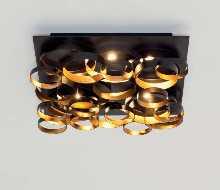 Holländer LeuchtenLED Deckenleuchte ANELLI300 K 1677 X