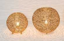 Holländer LeuchtenTischleuchte 1-fl g. CAMPANO PICCOLO300 K 12255