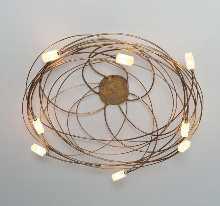 Holländer Leuchten Artikel von Holländer Leuchten LED - Deckenleuchte 8-flg. CITTADELLA 300 K 1665 G X