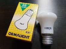 Standard E27 von UNI-Elektro Ormalight Krypton E27 40W opal ORMAKRE27