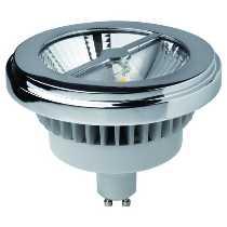 Halogenlampen GU10 von UNI-Elektro MEGAMAN LED Dim. Reflektor AR111-TCH-50H 24° 12W-GU10/828 MM17092-2
