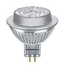 Halogenlampen GU5,3 von UNI-Elektro Osram Parathom GU5.3 MR16 7.8W 830 36D LPMR16D5036 7.8W/830 12V GU5.3