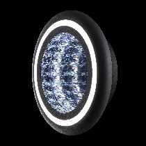 SWAROVSKI Leuchten Artikel von SWAROVSKI Leuchten Wandleuchte / Deckenleuchte Infinite Aura 38 cm MFC121-BK1