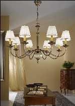 Hängeleuchten von KOLARZ Leuchten Ascot Luster 0195.88.4